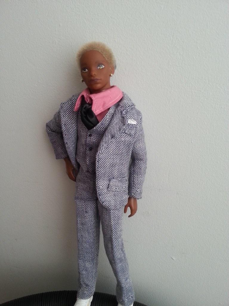 Old Fashioned Ken Doll