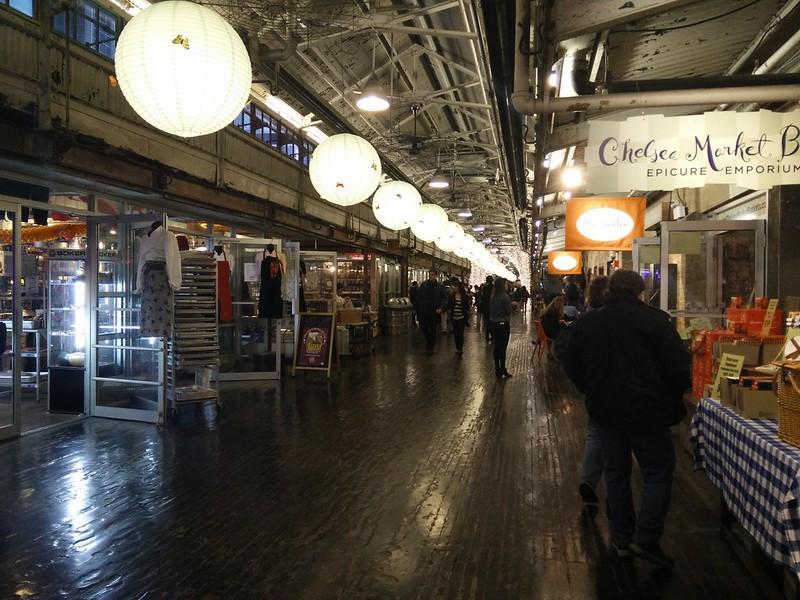 Chelsea Market | packmeto.com