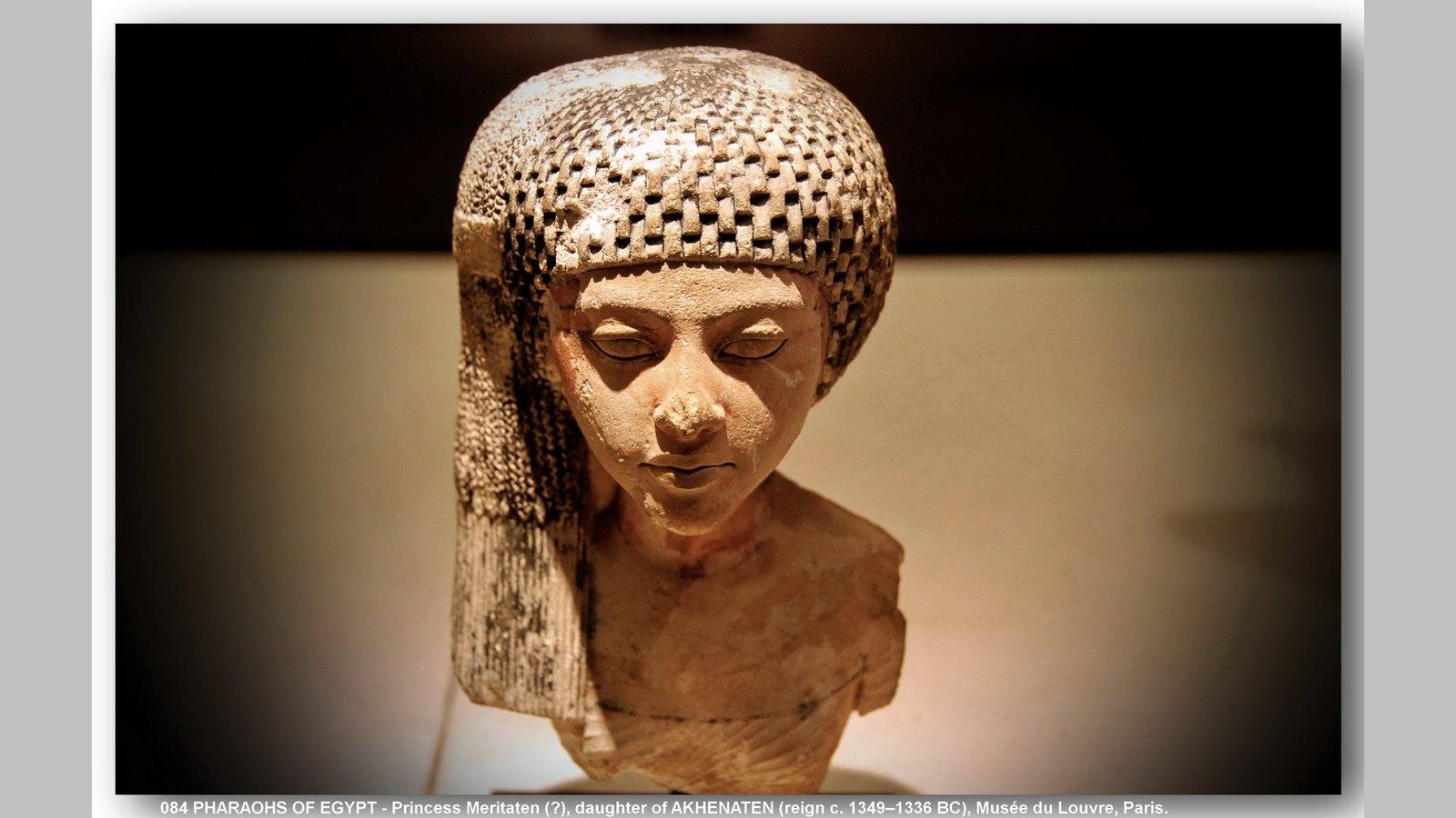 akhenaten family background Ancient egypt gods the aten, god of the heretic pharaoh akhenaten (amarna period.