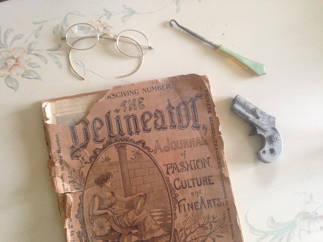 Magazine Monday // Delineator, Nov. 1894