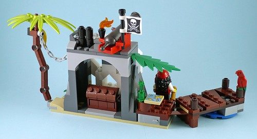 LEGO Pirates 70411 Treasure Island 09