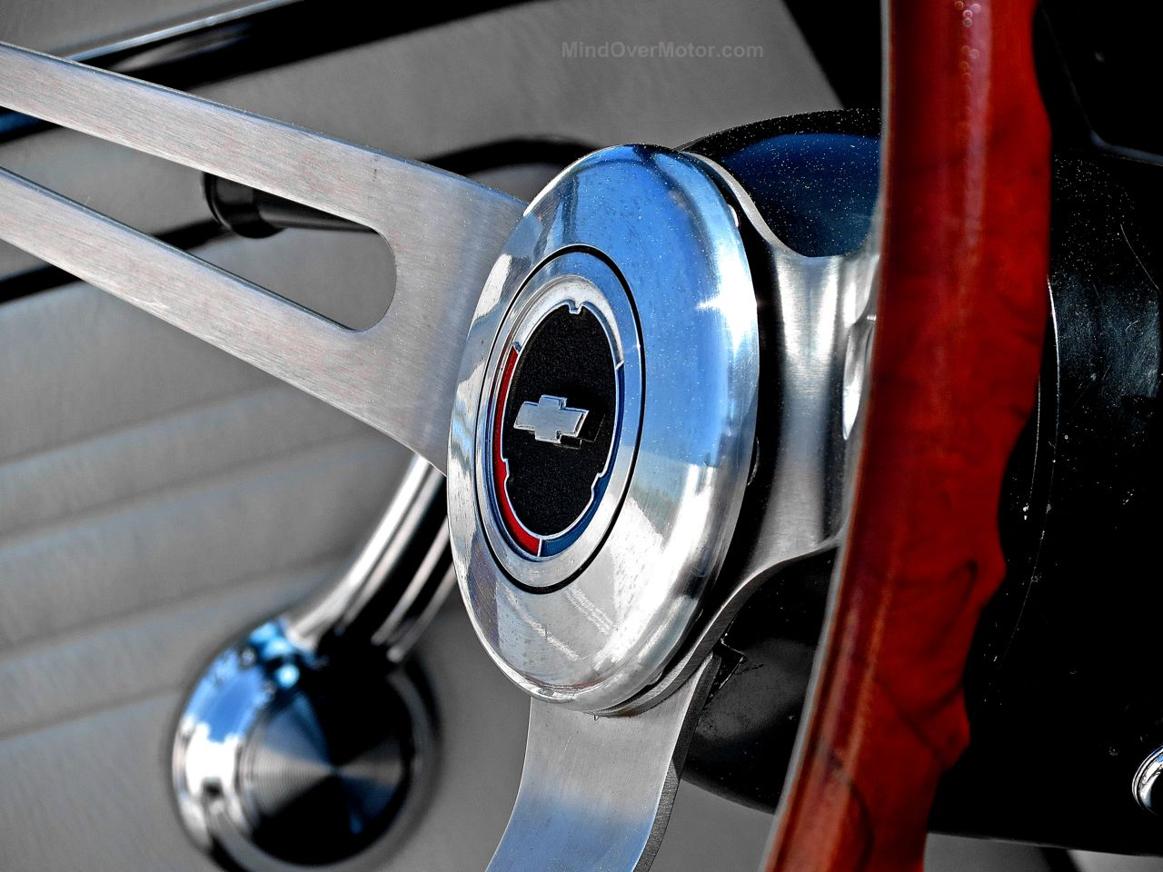 Greenwich Chevrolet Camaro SS 396 Steering Wheel