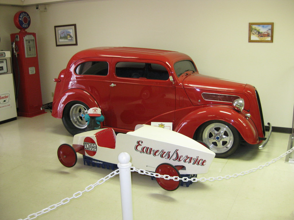 158. Eavers Classic Cars, Staunton Vaginia USA 06-14. | Flickr