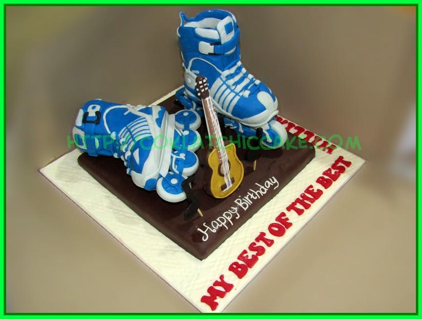 cake skate