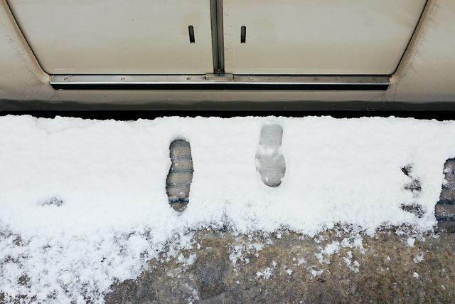 那些RX1走過的冬季 | 27 | 走進,踏出