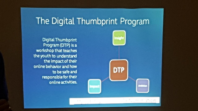 Digital Thumbprint Program DTP | ThumbGlobe Launches GFSLibrary.com For The Benefit of Over 15M Public School Students Nationwide - DavaoLife.com