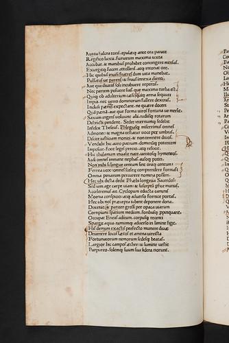Masked annotations in Vergilius Maro, Publius: Opera