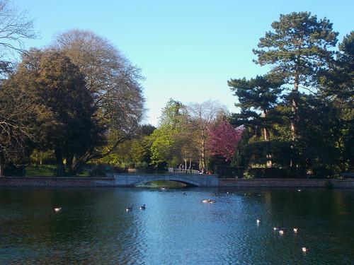 Lower Pond Carshalton London Borough Of Sutton Flickr Photo Sharing
