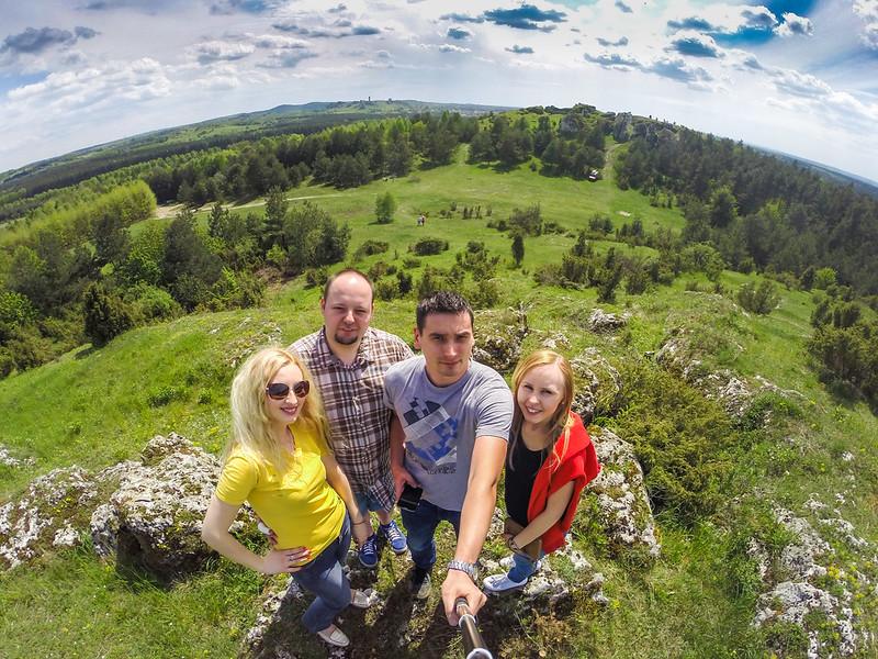 Selfie - Góry Towarne