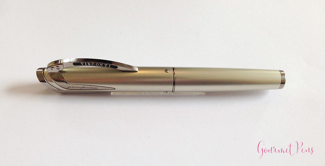 Review Visconti Pininfarina Nanotech Fountain Pen @AppelboomLaren (4)
