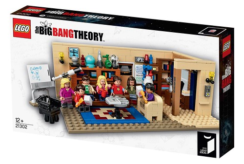 LEGO Ideas The Big Bang Theory (21302)