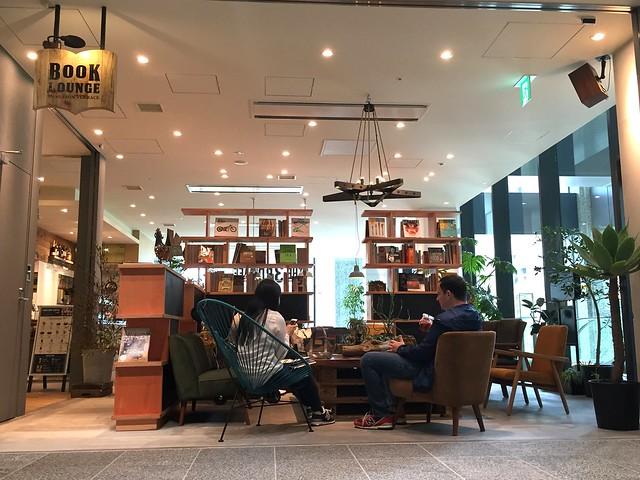THE 3RD CAFE 品川シーズンテラス店
