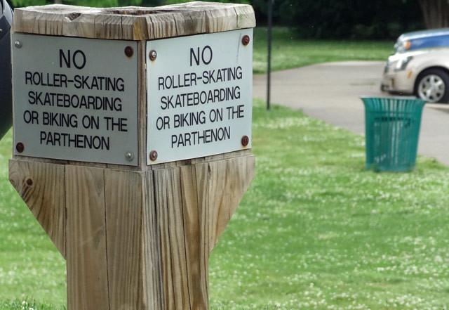 no-roller-skating