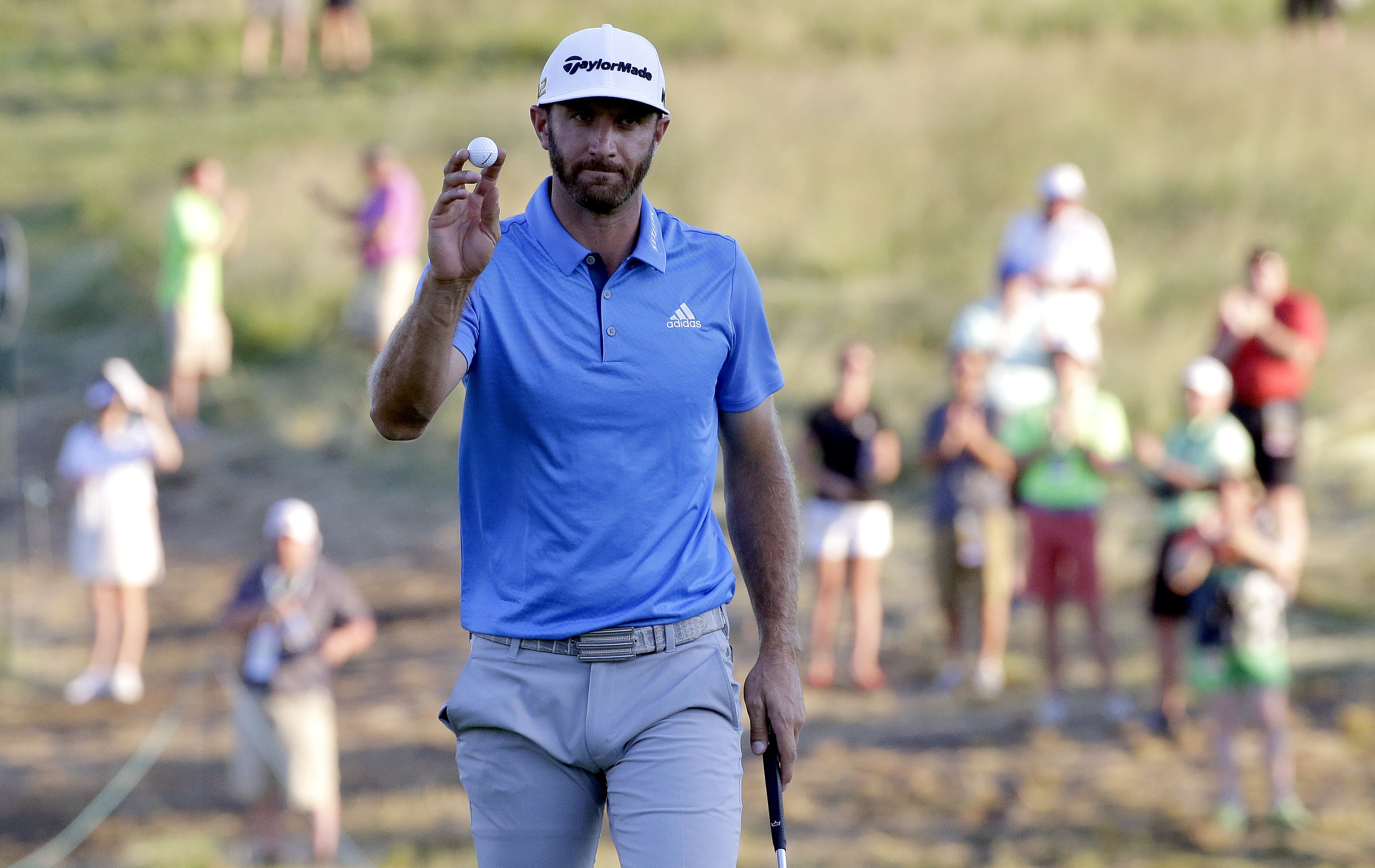 Dustin Johnson。(達志影像資料照)