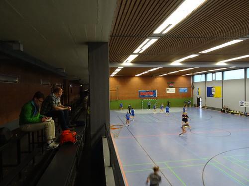 TSV Bonn rrh. v HSV Frechen