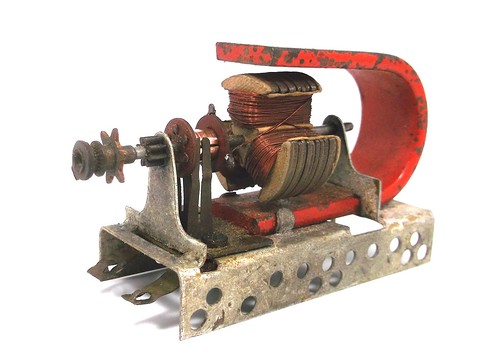 Trix electric motor