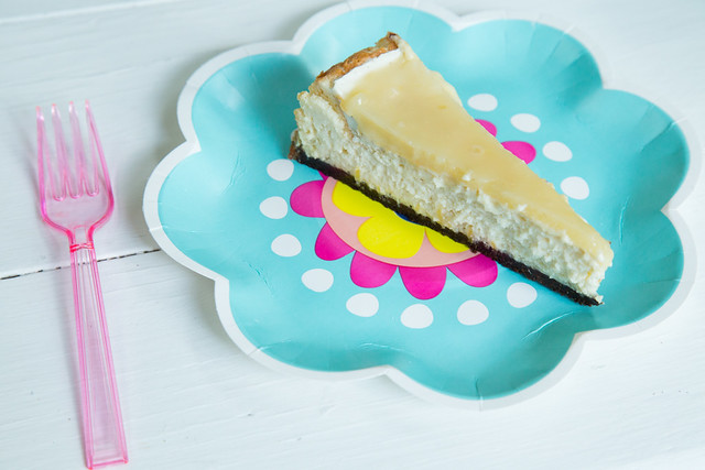 Mothers Day cheesecake 2015