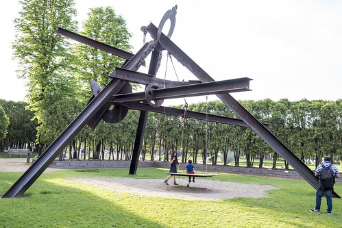 Minneapolis Sculpture Garden Family Photo Time On Arikide Flickr