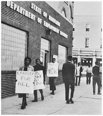 Demand Equality, Jobs & Freedom in Cambridge MD: 1963