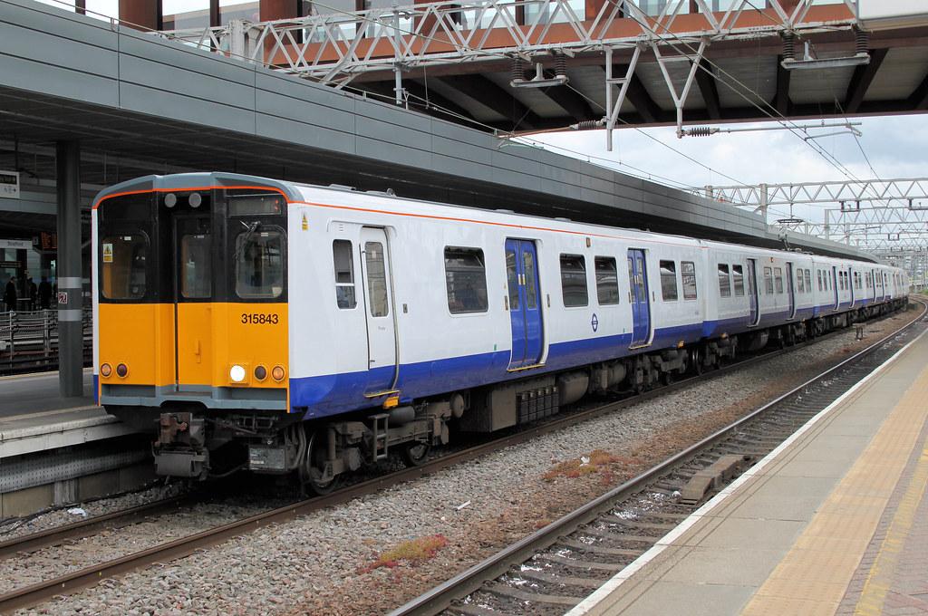 TFL Rail Class 3...N Class