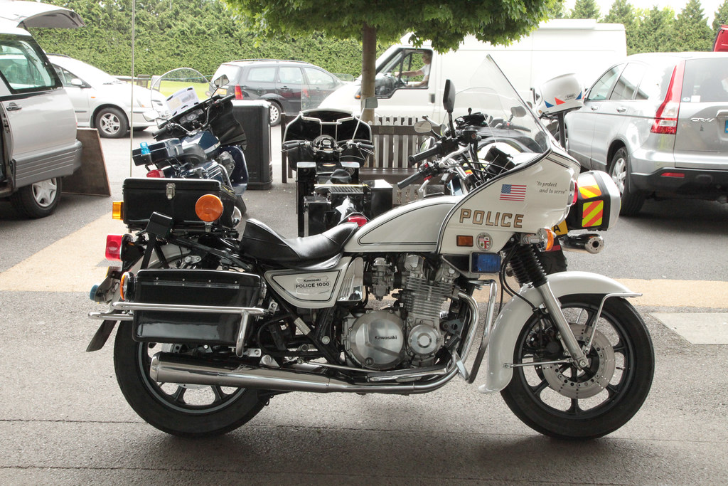 Kawasaki Police Bike Forum