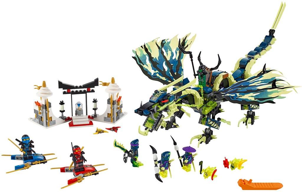 LEGO Ninjago 2015: 70736 - Attack of the Morro Dragon