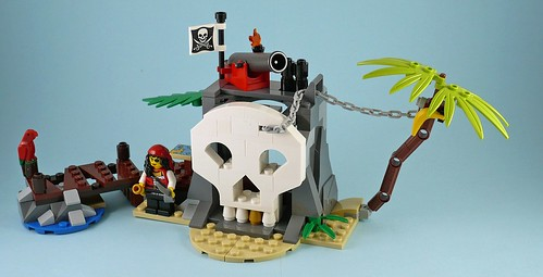 LEGO Pirates 70411 Treasure Island 05
