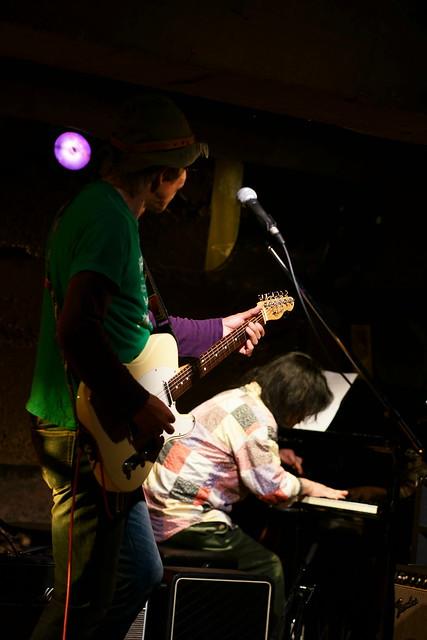 ファズの魔法使い live at Manda-La 2, Tokyo, 27 May 2015. 122