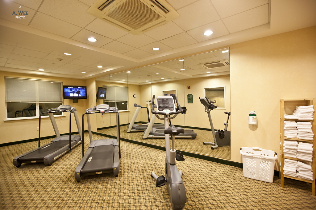 Fitness Centre Treadmills