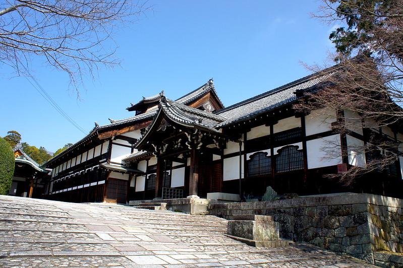清和殿/金戒光明寺(Konkai Komyo-ji Temple / Kyoto City) 2015/03/17