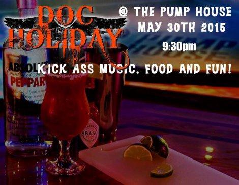 Doc Holiday 5-30-15