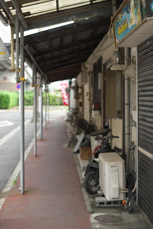 清水路地裏散歩 2015年5月17日