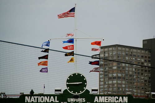 Standings Flags