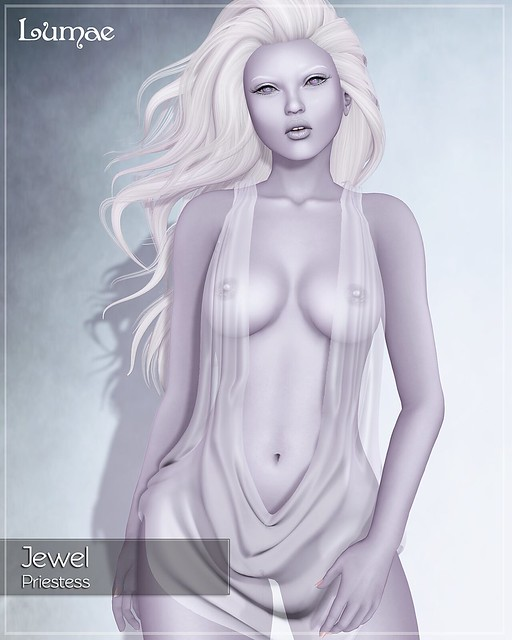 Lumae - Jewel - Priestess (LeLutka)