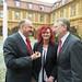 mit Bernd Lange und Bernd Rützel