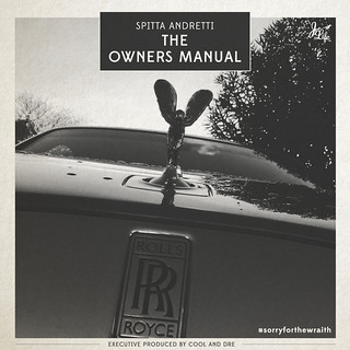 Curren$y - The Owner's Manual (Front) | by fortyfps