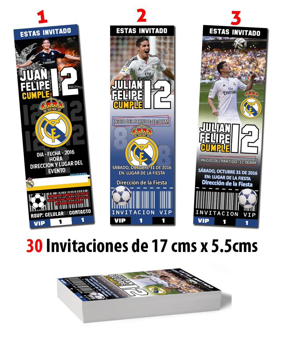 Cumpleanos Futbolero Madrid Seonegativo Com