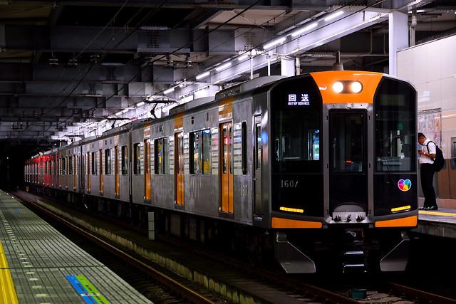 阪神1607F+1605F+1606F