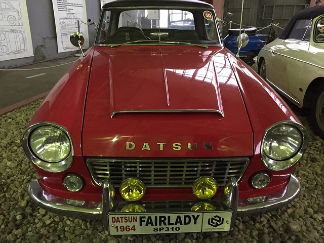 Datsun Fairlady SP310, 1964