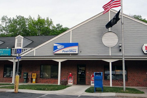 Wallingford, CT: Yalesville Station post office | by PMCC Post Office Photos