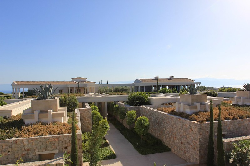 Review: Amanzoe, Greece