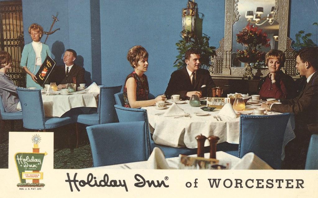 Holiday Inn - Worcester, Massachusetts