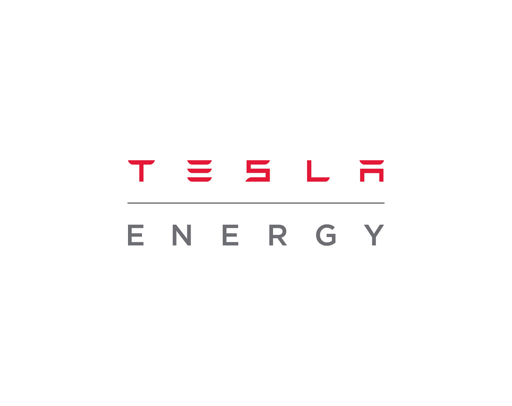 Tesla Energy Logo Kendall Jackson Flickr