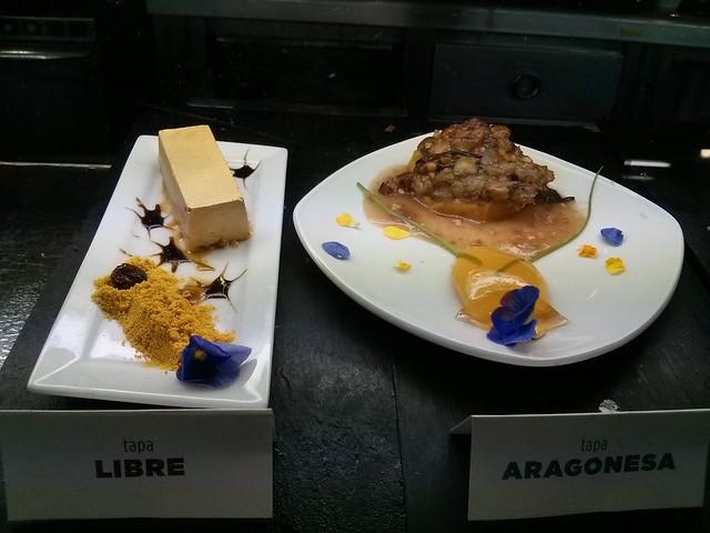 XXI Concurso de Tapas de Zaragoza