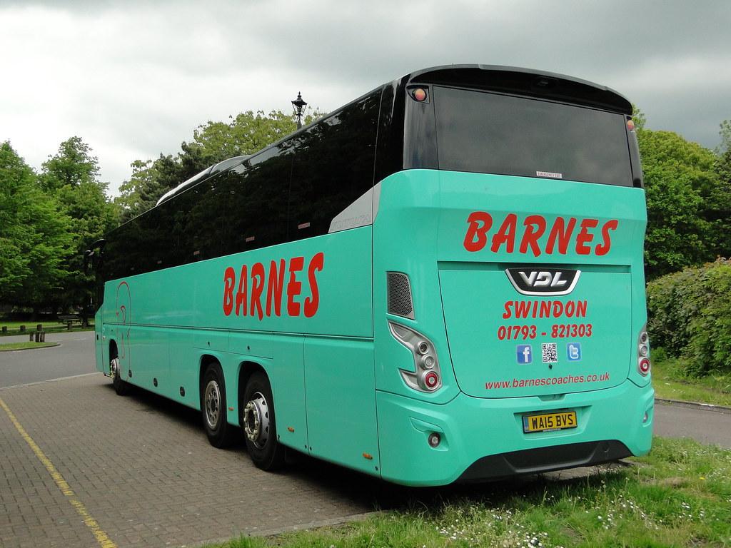 Barnes Coaches Ltd VDL Futura MD Coach WA15 BVS | Another ...
