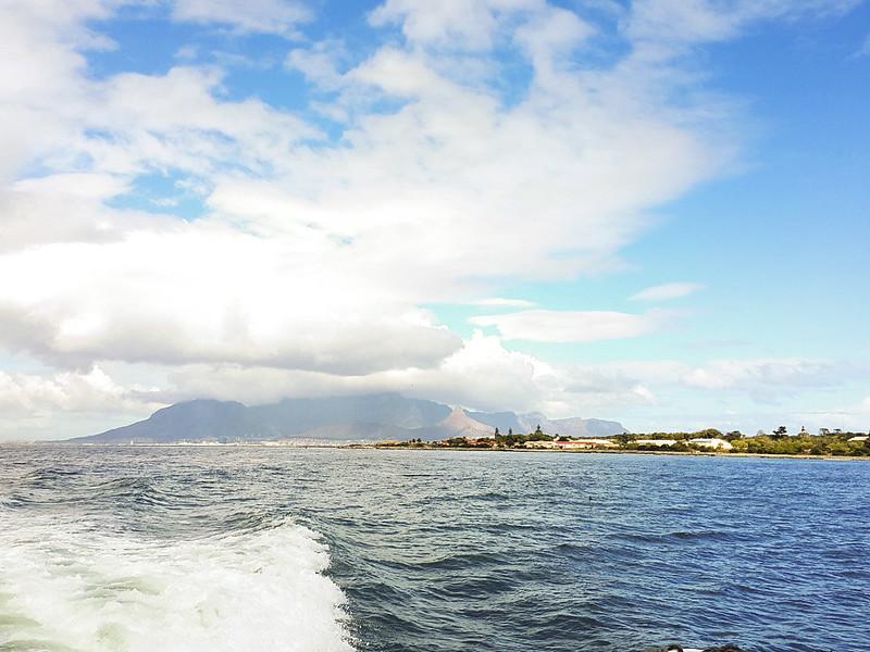 Robben Island start
