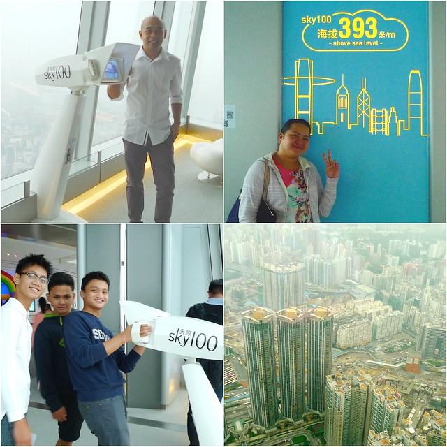 Sky100 HongKong