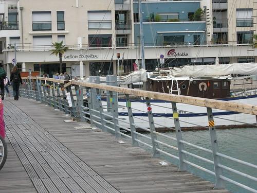 La Rochelle, Port des chalutiers