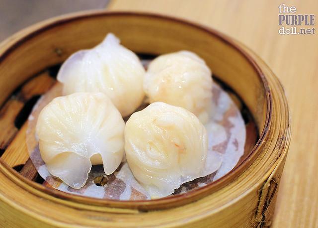 Shrimp Dumpling (P160)