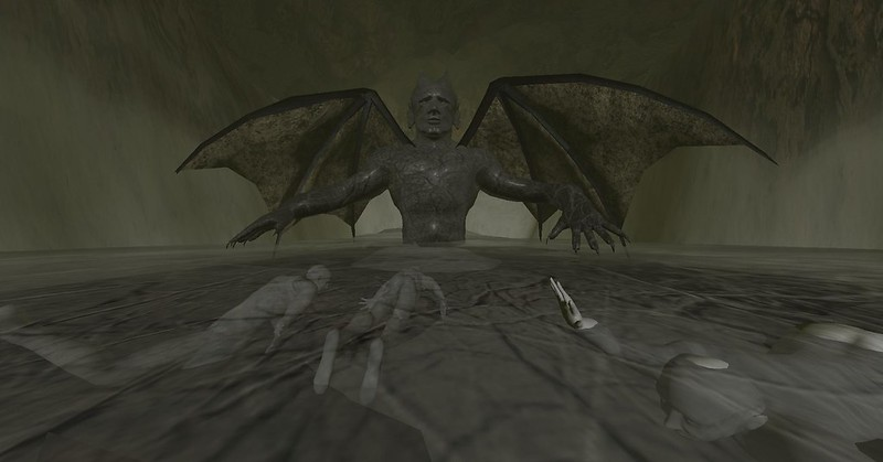 LEA 18 Cocytus, Dante